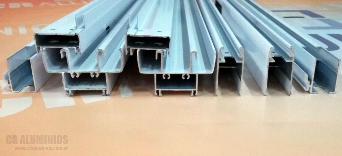 Kit para armar ventana aluminio linea modena 120x110 for Perfiles pvc para aberturas