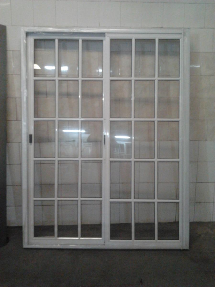 ventana puerta balc n vidrio repartido x 200
